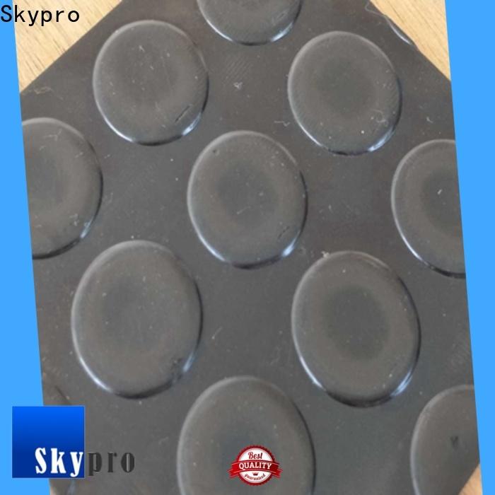 Skypro the rubber flooring company supplier for flooring mats