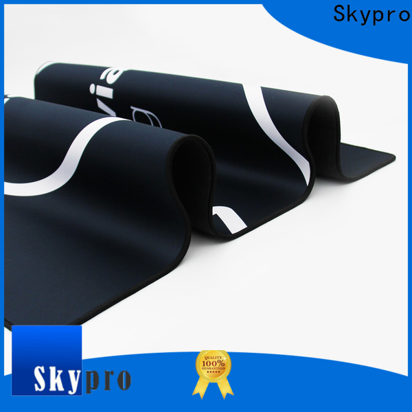Skypro personalized gaming mouse pad factory for computer accessory