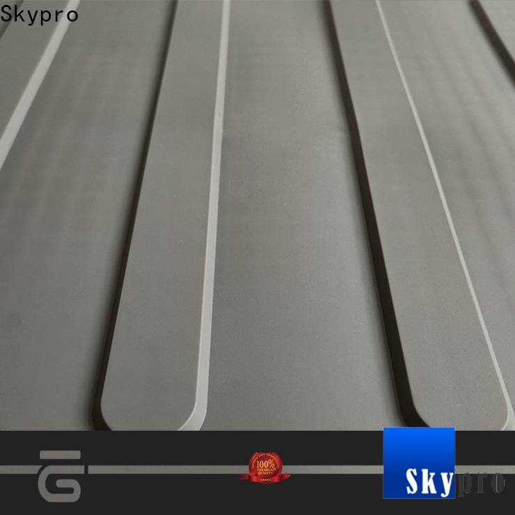 Skypro pvc cushion mat for sale for outdoor