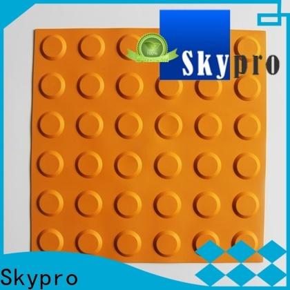 Best pvc mat manufacturer supply for outdoor