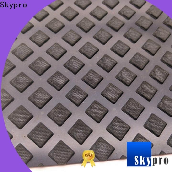 Skypro Custom made industrial rubber floor mats factory for home