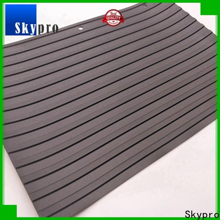 Skypro Custom black rubber floor company for home