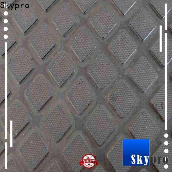 High-quality rubber tile factory for home
