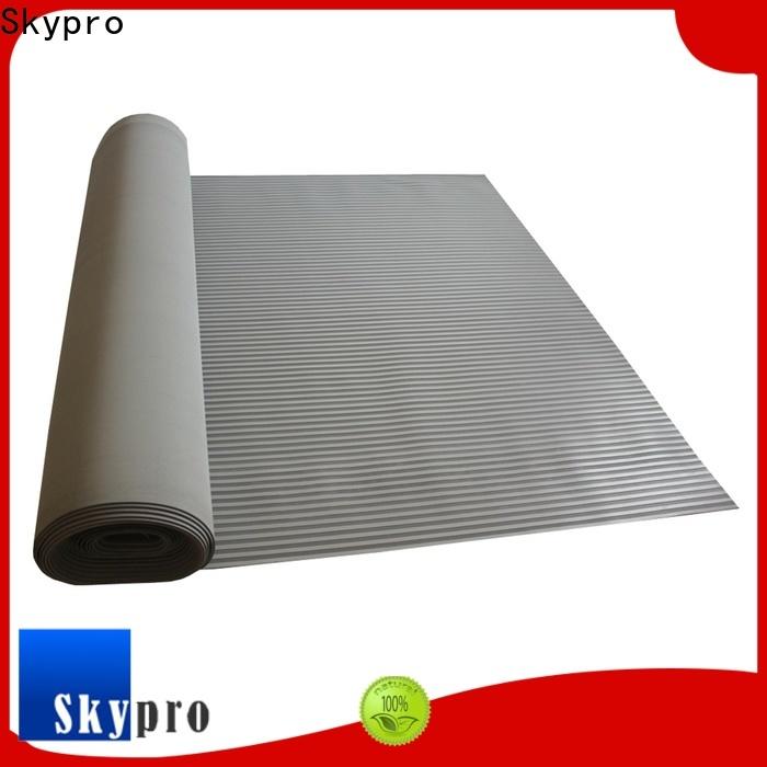 Skypro rubber flooring vendor for car
