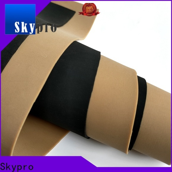 Skypro black rubber flooring company