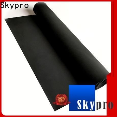 Skypro Custom rubber floor mat price manufacturer