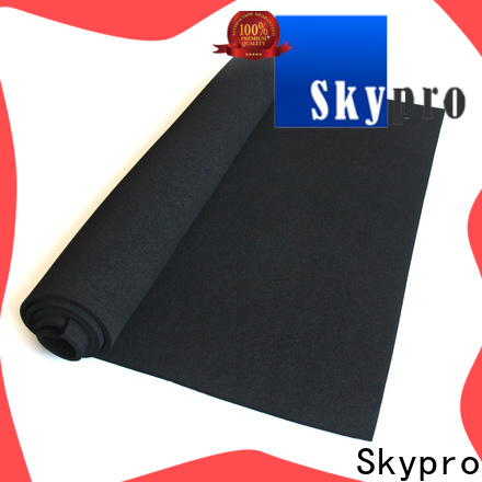 Skypro Custom made rubber soundproofing foam supply insulation/absorption system