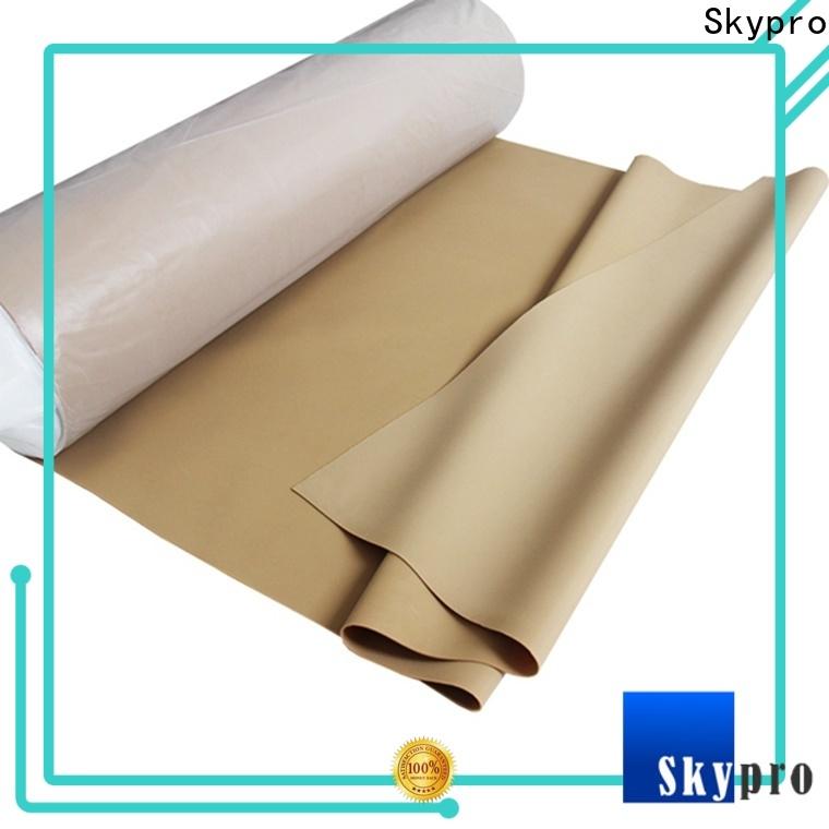 Skypro small rubber mat vendor for flooring mats
