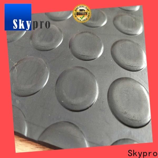 Skypro Custom 4x6 rubber gym mats for sale for flooring mats