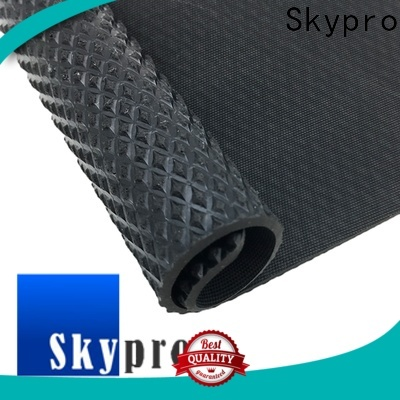 Skypro New blue rubber matting supply for farms