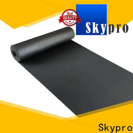 Custom coin rubber mat factory for home