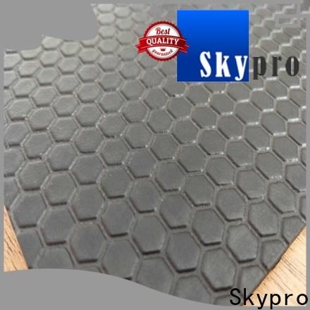 Skypro Custom anti slip rubber flooring vendor for flooring mats