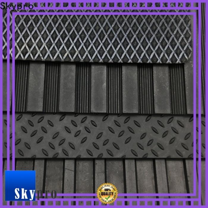 Skypro 6 x 10 rubber mat supplier for flooring mats