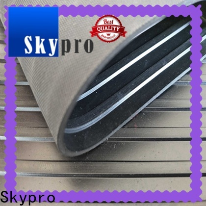 Skypro black rubber flooring company for farms