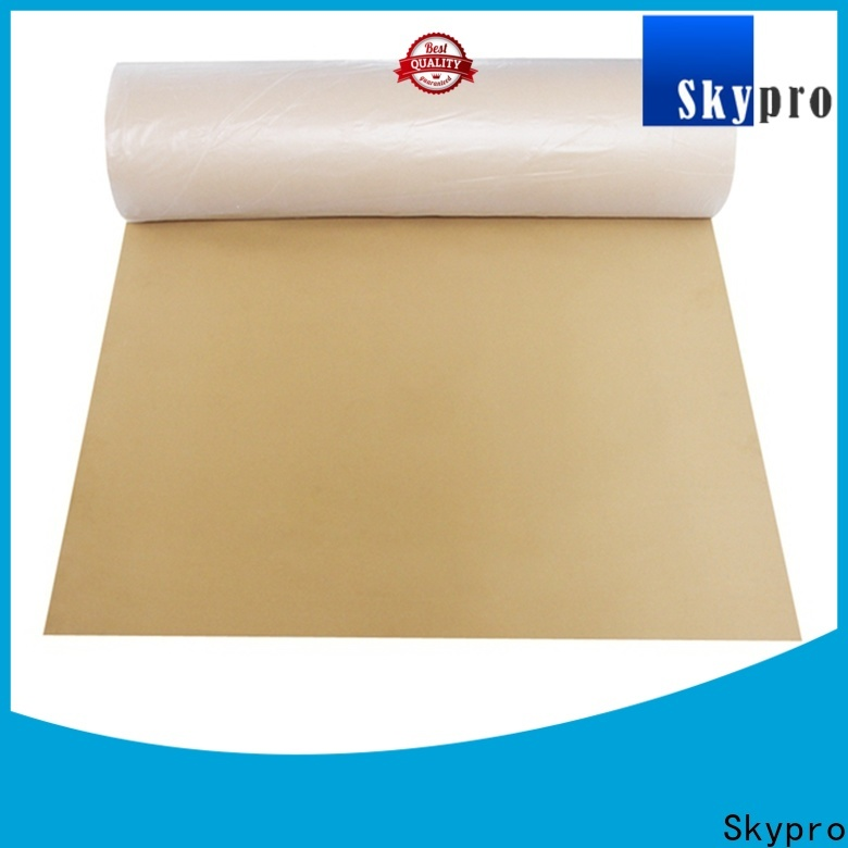 Custom rubber flooring company manufacturer for home