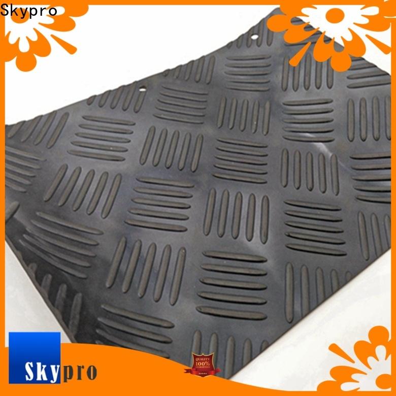 Skypro Custom made rubber horse stall mats wholesale factory