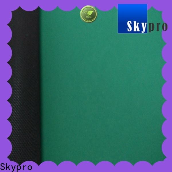 Skypro reclaimed rubber sheet for flooring