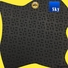 High-quality coin rubber mat supply for car