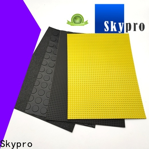 Skypro Professional pvc yoga mat online supplier for outdoor