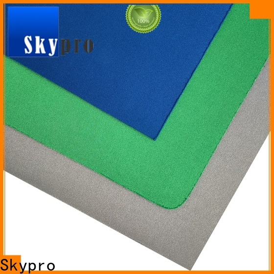 Skypro Top red table mats supply for dining room