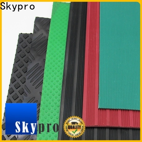 Skypro rubber mat with holes supply for car