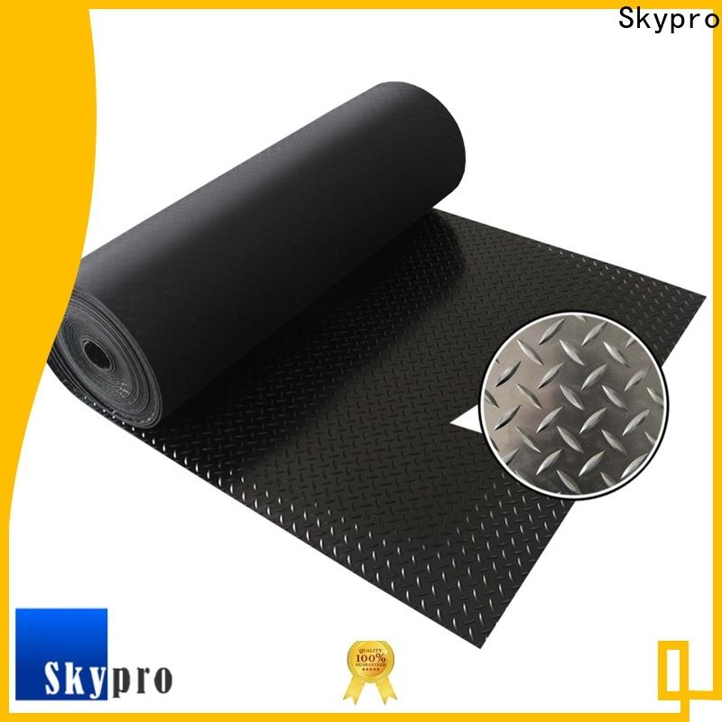 Skypro New conductive rubber mat company for flooring mats