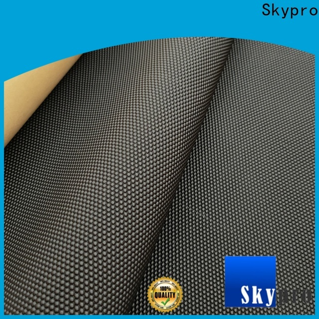 Skypro New pvc anti slip mat factory for exercise