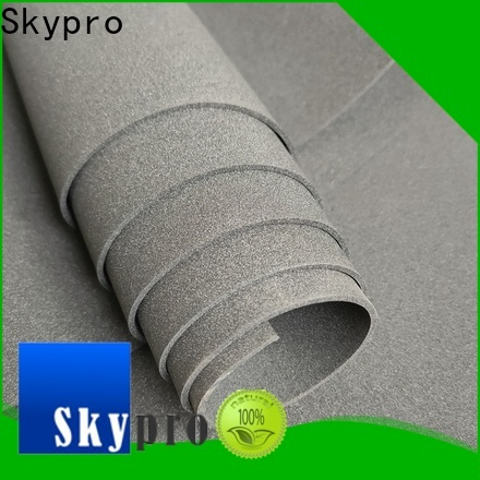 Skypro black neoprene fabric factory for special package