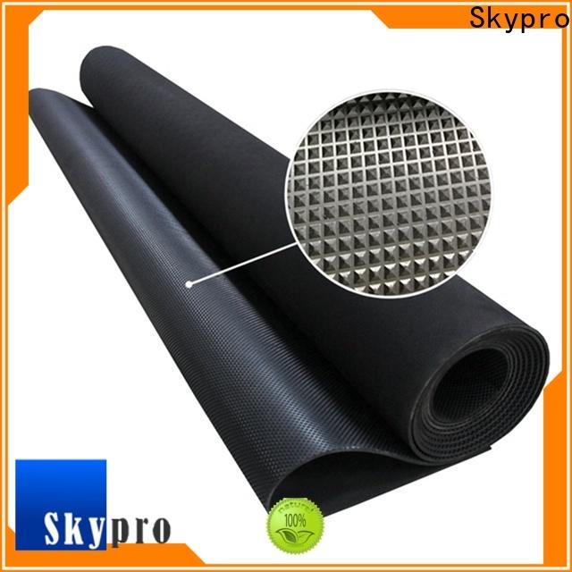Skypro Best rubber mat supply for home