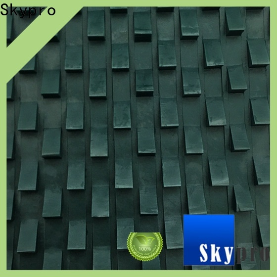 Skypro Custom made pvc belting manufacturers factory for bathroom