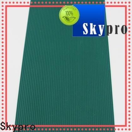 Skypro outside rubber flooring supplier for flooring mats