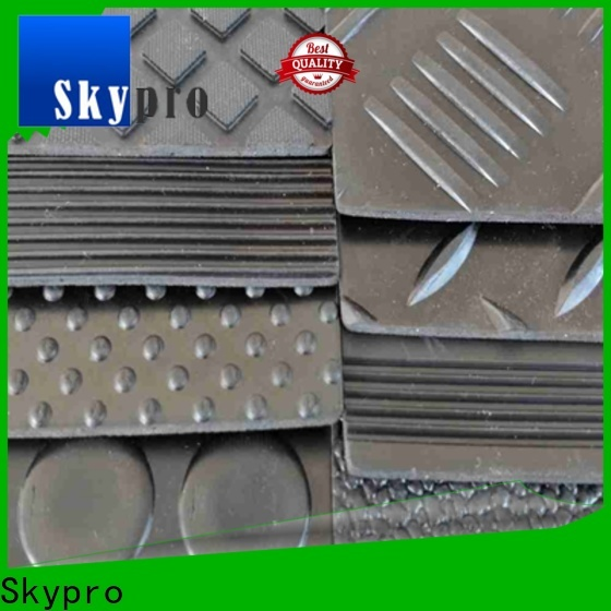 Skypro Latest grey rubber flooring manufacturer for home