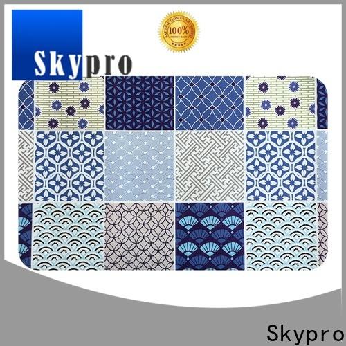 Skypro Custom made buy doormats online manufacturer for hotel
