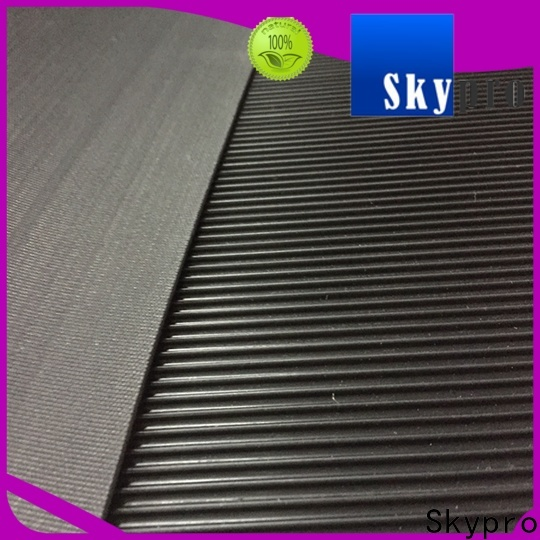 Skypro Custom made thin rubber mat for sale for farms