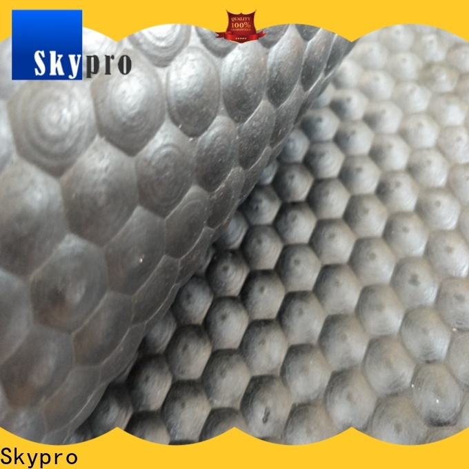 Custom custom rubber floor mats manufacturer