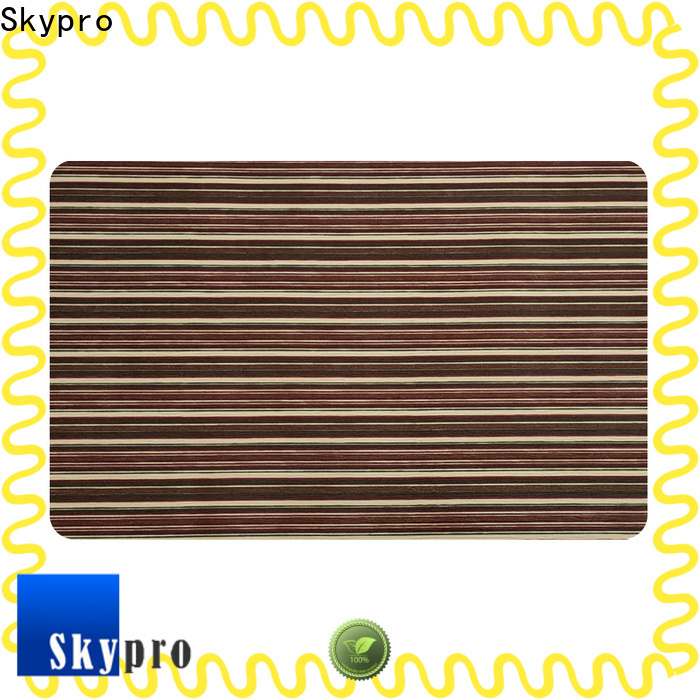 Professional door mat size company for hotel