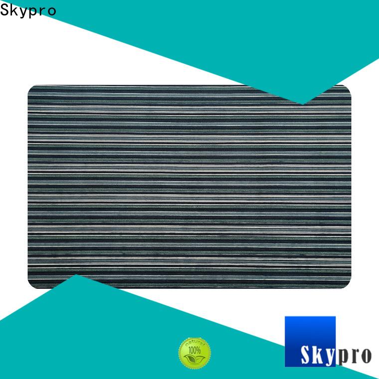 Professional rubber door mat manufacturer for home