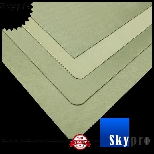 Custom made neoprene rubber sheet supply for special package