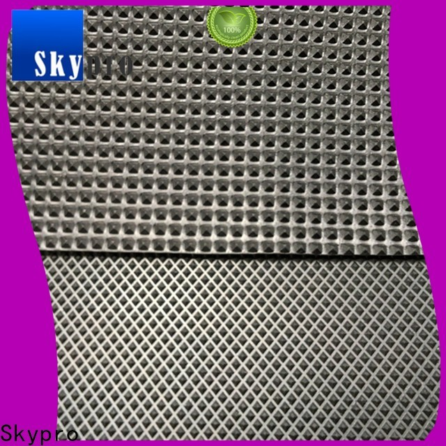 High-quality black rubber floor factory for flooring mats