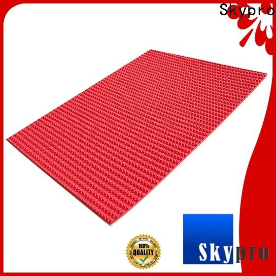 Skypro industrial conveyor belts manufacturer for kitchen