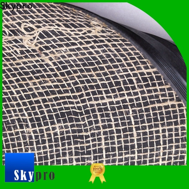Skypro Latest rubber flooring company factory for home