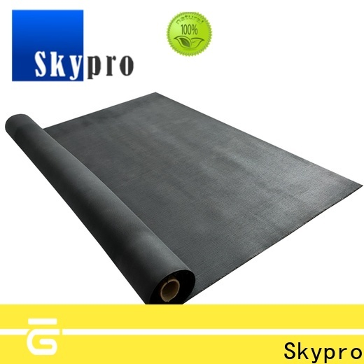 Professional coloured rubber flooring factory for flooring mats