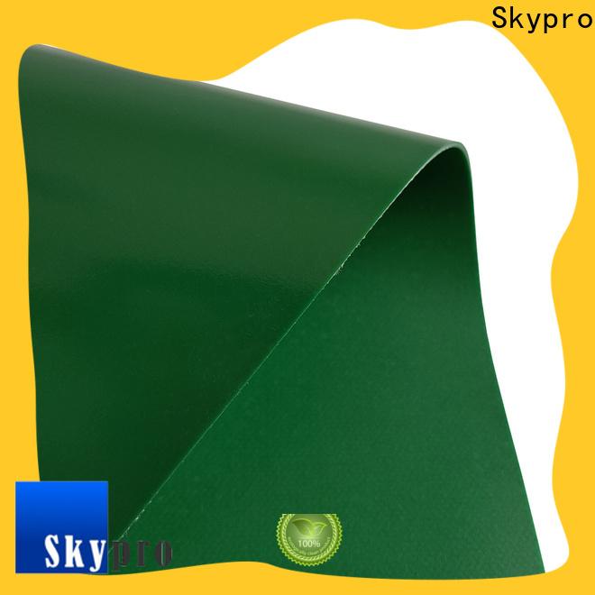 Skypro Professional white pvc belt vendor for bathroom