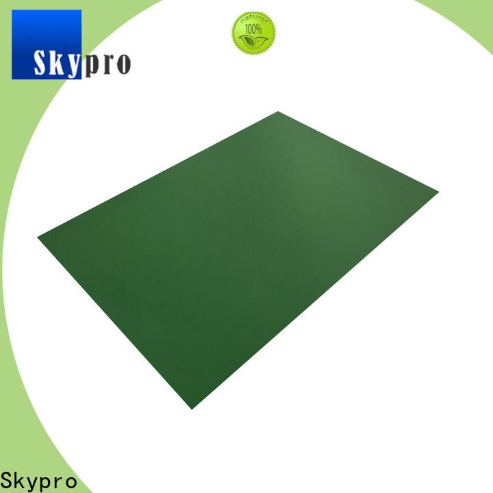 Skypro green conveyor belt supplier for garden