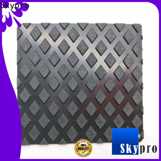 Skypro Custom red rubber mat factory for farms