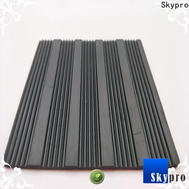 Custom commercial rubber mats supplier for home