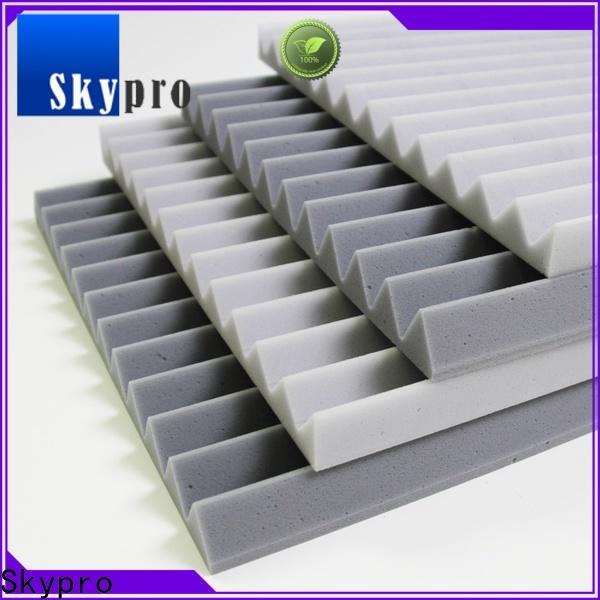 Skypro sound dampening foam supplier insulation/absorption system