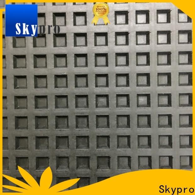 Skypro New 2x2 rubber tiles for sale for flooring mats