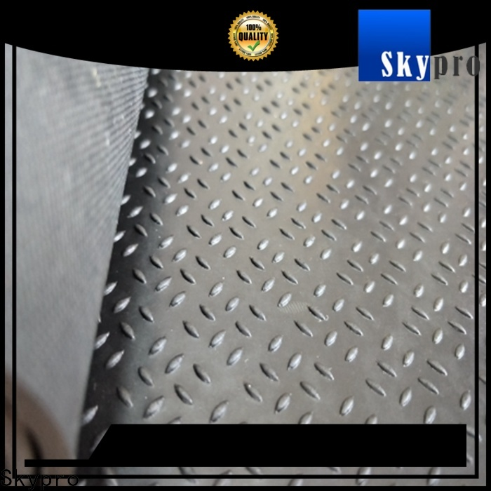 High-quality abrasion resistant rubber sheet company for farms