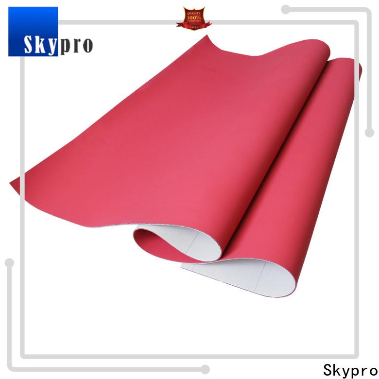 Skypro reinforced rubber sheet supplier for flooring